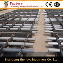 Cellular Light weight Concrete Blocks mold for interlocking CLC blocks (600*250*125) and 390*190*190 mm