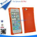 estilo popular trendy caso tpu transparência para iphone