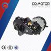 48V 60V power electric rickshaw gear motor for passenger or cargo