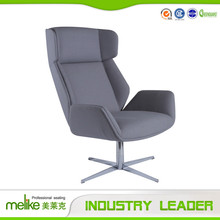 Top Quality Durable High Class Cashmere Wool Reclining Chair With Head Rest