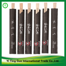 Bamboo disposable chopsticks bulk 20cm made in china