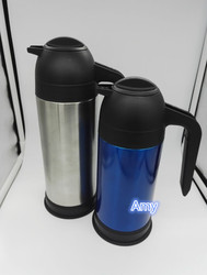Thermos 25 Ounce/750ml Vacuum Insulated Stainless Steel Carafe,Durable 18/8 stainless steel interior and exterior
