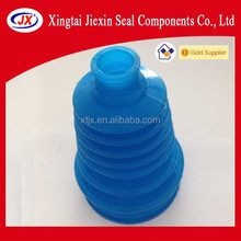 Blue Silicone Rubber CV Joint Boots Factory