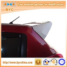 FRP Big Roof Spoiler, Car Rear Trunk Spoiler for Nissan Tiida