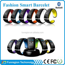 Hot Sale LED watch wifi bracelet bluetooth L6 Smart Watch With Colorful Types