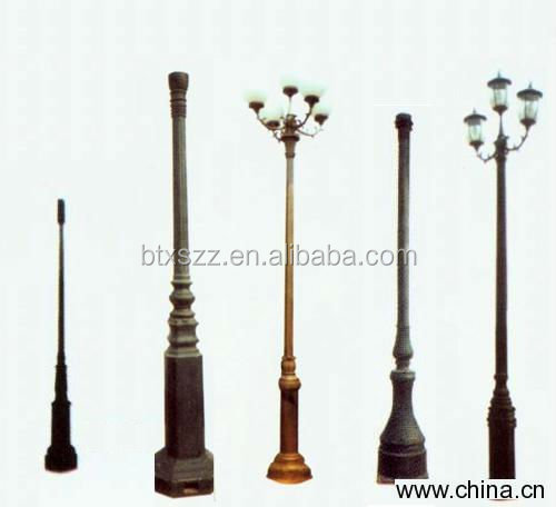 Decorative yard posts