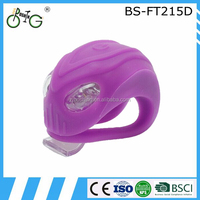 2015 new product factory price led bike silicone light
