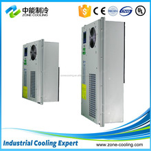 outdoor telecom battery cabinet air conditoning cabinet