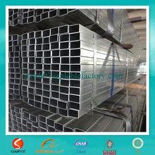 galvanized iron steel /galvanized steel /galvanized metal tubes