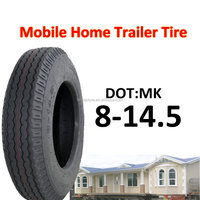DOT MK USA Market trailer tire 8-14.5-14pr