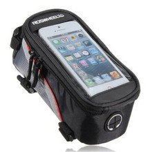 Mobile Phone Bags Mobile Phone Cases Installed on the bike phone case