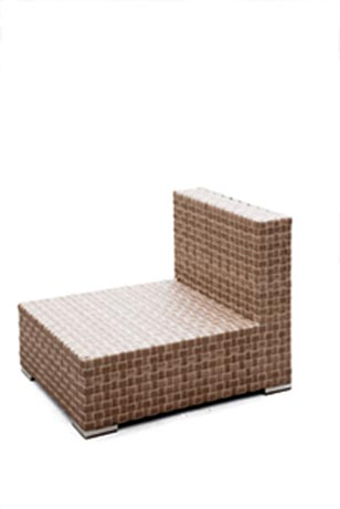 2015 new Nevada European style Outdoor wicker furniture simple Sectional Sofa/Lounge Hotel rattan furnture