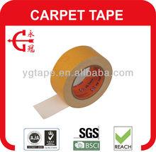 competitive price carpet tape D/S PP tape