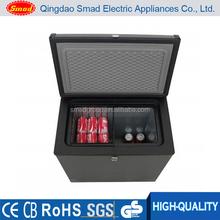 3 way Noiseless absorption gas system no compressor 12v mini deep chest freezer