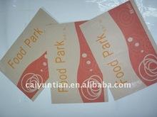 kraft cooked food package plastic bag