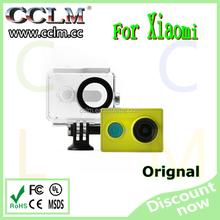 Original for Xiaomi Yi Camera Waterproof Case, for Xiaomi Yi 40M Diving Sports Waterproof Box, Yi Action Camera Accessories