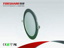Neutral white:3000-3500k18W LED Panel lite Factory shenzhen