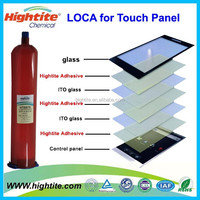 UV Loca liquid optical clear glue adhesive for optical film touch screen