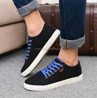 2015 new brand fashion casual canvas shoes men shoes men