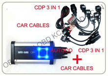 autoobd.us 2013.1 version R3 Quqlity A TCS CDP+ PRO Plus CARs+TRUCKs+Generic 3 in 1 with one set car cables