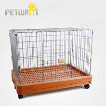 OEM welcomed pet cage plasticdog cage /puppy pen