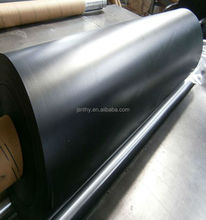 Matt Black Soft PVC Roll