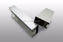 anodized aluminum alloy profile for sliding window