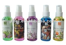 Home Liquid Pump Spray Air Fresheners,Perfume Refills-100ml