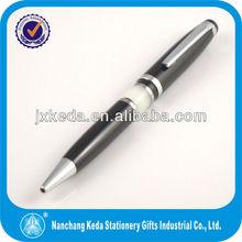 rotating metal ballpoint pen, acrylic color changing pen
