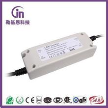 SAA TUV CB CE high PFC IP20 IP40 emc 50W 1500ma led driver