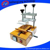 phone refurbishment machinery plastic cover replace machine glue remover machine