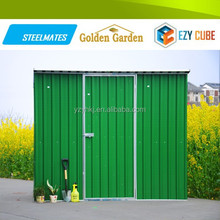 China flat pack outdoor small garden house price