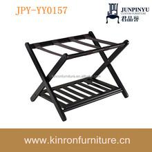 China Factory Hotel Furniture High Quality Folding Luxury Luggage Racks