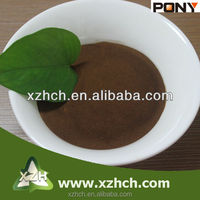 XZH brown powder sodium lignosulfonate Leather Auxiliary Agents
