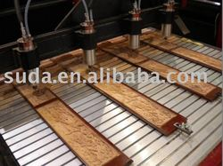 SUDA TIGER -CLAW SERIES WOODWORKING HIGH SPEED ENGRAVING&MILLING MACHINE