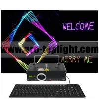 500mW RGB Animation Laser/RGB laser dj/ Full Color Animation Laser Light