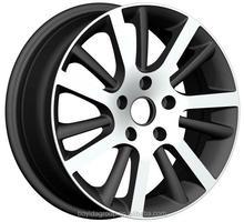 Chrome car wheels with 5 spoke BOYIDA z127