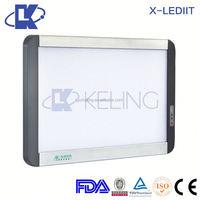 X-LEDIIT Medical fim viewer Light Adjustable X-Ray Film Light Box x-ray film viewer led