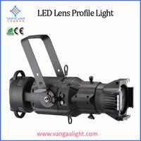 VanGaa VG-LVF100C 150w led profile spotlight for outstanding character