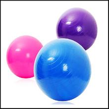 new products aofeite custom gym exercise anti burst printed yoga fitness ball