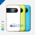 Pocket WiFi Hotspot con ranura para tarjeta SIM