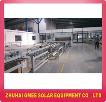 Automatic Conveyer Line for manufacturing solar panel 30MW- 300MW