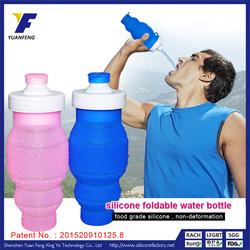 Bpa free customized filter drinking bottle gym water bottle factory