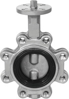 Concentric Butterfly Valve DN200