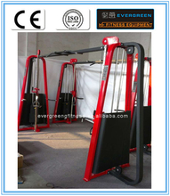 2015 hot sales China fitness Equipment/gym commercial equipment/super gymnasium equipment cable crossover for sale
