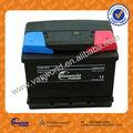 bateria de carro 12v 88ah din padrão para o caminhão