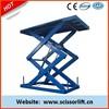 Indoor 5ton hydraulic goods lift / hydraulic elevator platform