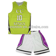 jersey uniform basketball design