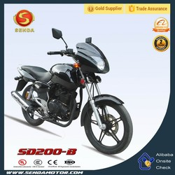 Excellent Performance Best Price China 200cc Street Bike Motorcycle SD200-B