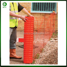 Portable construction fence plastic construction site use safety fence